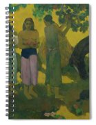 Fruit Gathering Spiral Notebook