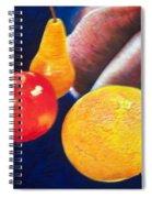 Fruit Lips Spiral Notebook