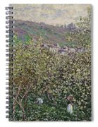 Fruit Pickers Spiral Notebook