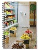 Fruit Shop Spiral Notebook