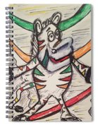 Fruit Stripe Spiral Notebook