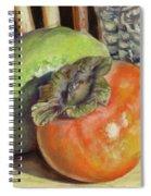 Fruits Of Autumn Spiral Notebook