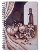Fruits Of Love Spiral Notebook