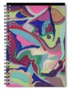 Fruity Land Spiral Notebook