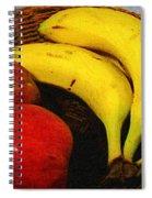 Frutta Rustica Spiral Notebook