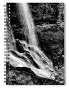 Fry Falls Overlook Spiral Notebook