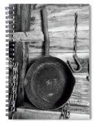 Frying Pan Spiral Notebook