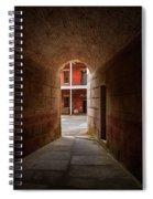 Ft. Point Hallway Spiral Notebook
