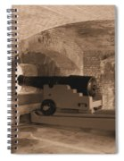 Ft Sumpter Defense Spiral Notebook