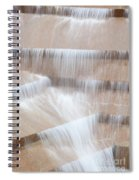 Ft Worth Water Gardens Spiral Notebook