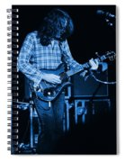 Fuel To The Blue Fire Spiral Notebook