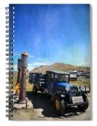 Fuelin' Up Spiral Notebook