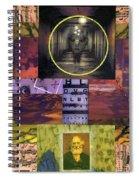 Fugue State Spiral Notebook