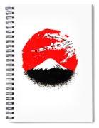 Fujiyama Spiral Notebook