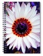 Full Bloom Spiral Notebook