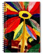 Full Bloom - My Home 2 Spiral Notebook