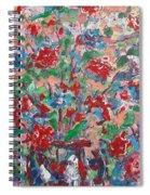 Full Bloom. Spiral Notebook