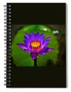 Full Blossom  Spiral Notebook