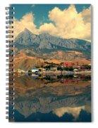 Full Calm Spiral Notebook