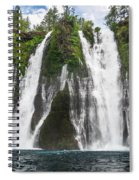 Full Frontal View Spiral Notebook