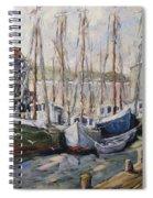 Full House By Prankearts Fine Art Spiral Notebook