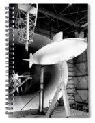 Full-scale Tunnel, Albacore Submarine Spiral Notebook