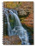 Fulmer Falls - Childs State Park Spiral Notebook