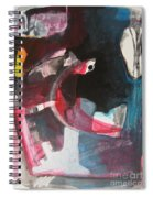 Fumbling With Memory Spiral Notebook