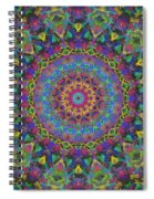 Fun With Color Spiral Notebook