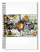 Fun Zone.  Spiral Notebook
