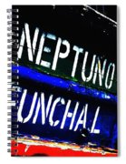 Funchal Spiral Notebook