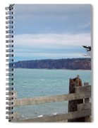 Fundy View Spiral Notebook