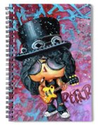 Funko Slash Spiral Notebook