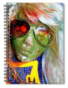 Funky Fiona Spiral Notebook