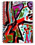 Funky Pop-11 Spiral Notebook