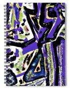 Funky Pop-15 Spiral Notebook