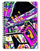 Funky Pop-7 Spiral Notebook