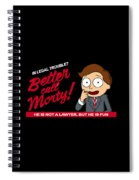 Funny Spiral Notebook