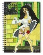 Skirt Up Spiral Notebook