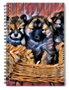 Fur Babies Spiral Notebook