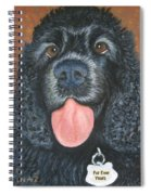 Fur Ever Yours Spiral Notebook