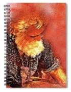 Fur Trader Spiral Notebook