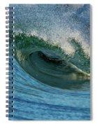 Furious Spiral Notebook