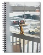 Furry Friend Spiral Notebook