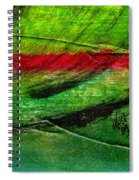 Further Down The River Spiral Notebook