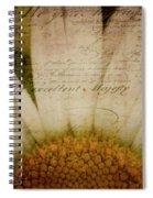Fusion Art 13 Spiral Notebook