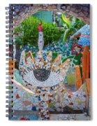 Fusterlandia Havana Cuba Spiral Notebook