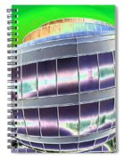 Future Office Space Spiral Notebook