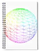 Fuzz Spiral Notebook