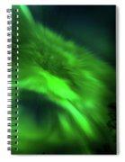 Fuzzy Beast Spiral Notebook